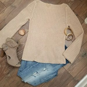 Simple Chic Banana Republic Sweater